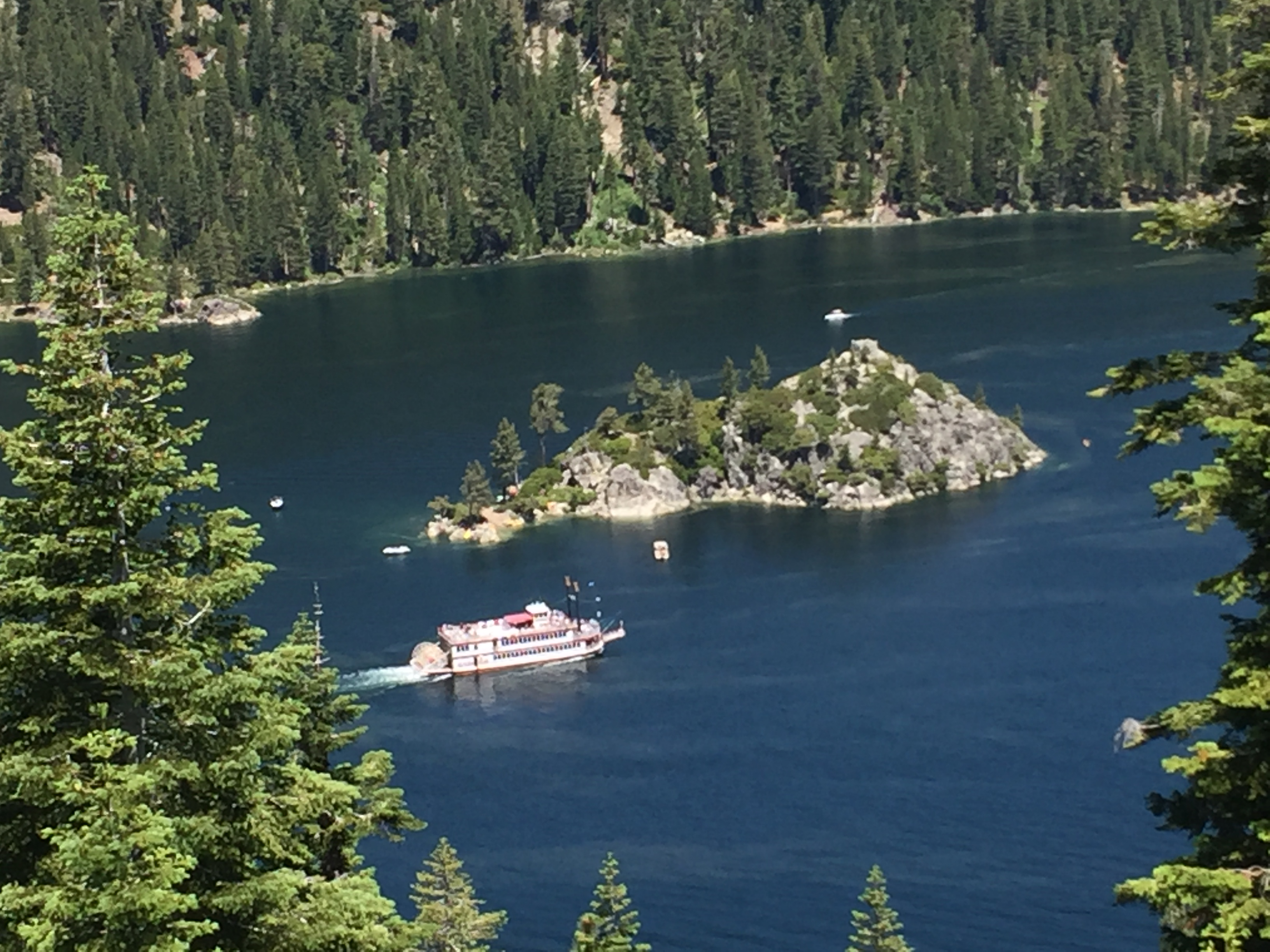 Lake Tahoe destination trip